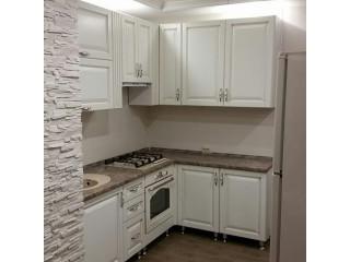 Պատինա փչվածքով խոհանոցի կահույք