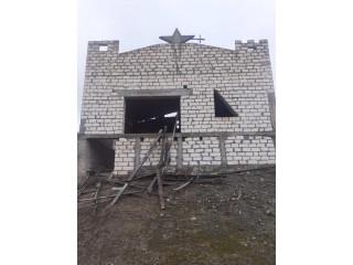 Собственный, недостроенный дом
