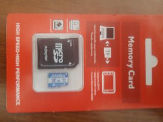 Micro SD Chip SDHC 32gb class 10