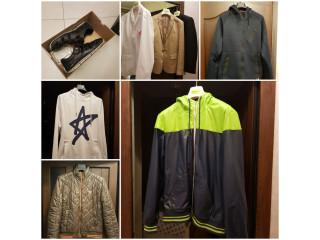 Տղամարդու և կանացի հագուստի տեսականի